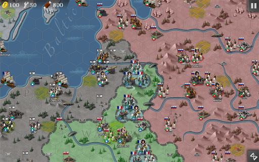 European War 4: Napoleon 1.4.30 screenshots 16