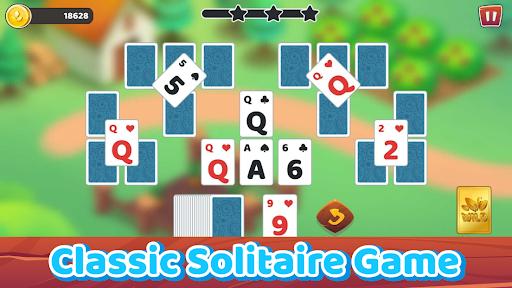 Solitaire Tripeaks: Farm Life 0.4.2 screenshots 7