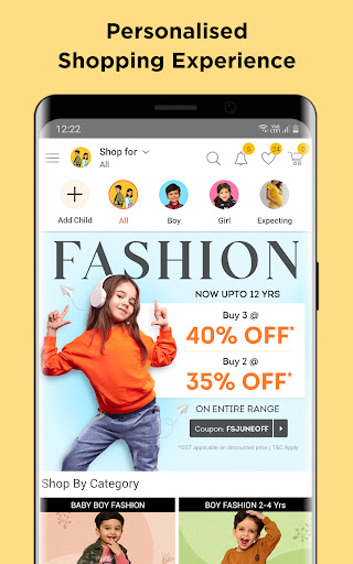 FirstCry India - Baby & Kids Shopping & Parenting  screenshots 2