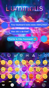 Luminous Kika Keyboard Theme For Pc – [windows 7/8/10 & Mac] – Free Download In 2020 2