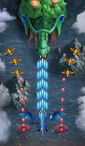 Dragon shooter - Dragon war - Arcade shooting game  screenshots 2