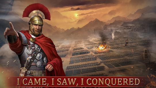 Rome Empire War v136.0 (Money, Medals) MOD APK 3