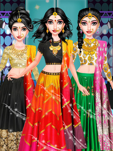 Superstar Fashion Stylist Dress up - Girl Game 1.0.8 screenshots 4