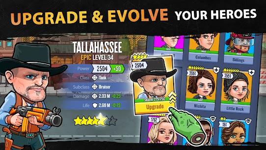Zombieland: AFK Survival Mod 2.4.0 Apk [Unlimited Money] 2