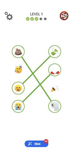 Emoji Match & Connect apkmartins screenshots 1