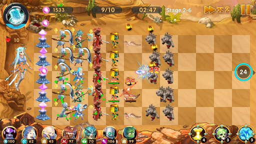 Defender Legend Premium: Hero Champions TD  screenshots 7