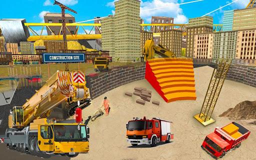 Heavy Crane Simulator Game 2019 u2013 CONSTRUCTIONu00a0SIM 1.2.9 screenshots 3