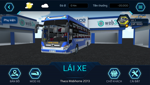 Bus Simulator Vietnam  screenshots 17