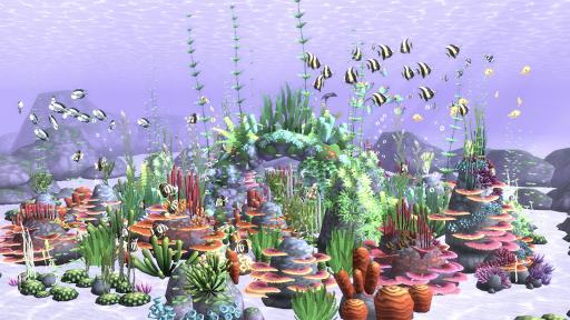 HealingAqua - My Aquarium 1.0.9 screenshots 1
