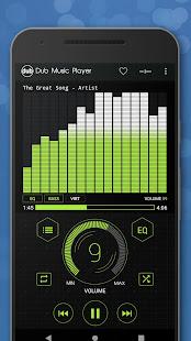 Dub Music Player - Free Audio Player, Equalizer ud83cudfa7 5.2 Screenshots 6