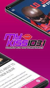 103.1 Kiss FM – Central Texas' R&B Station (KSSM) 2.3.4 APK + MOD (Unlocked) 2