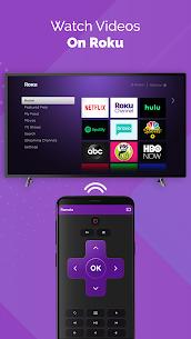 Remote Control for Roku TV Mod Apk (Premium Features Unlocked) 4