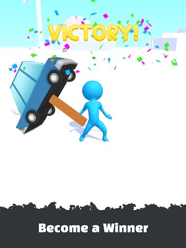Draw Hammer - Drawing games screenshots 9