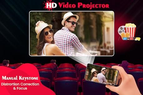 HD Video Projector Simulator Apk 3