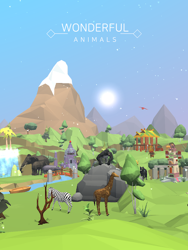 Solitaire : Planet Zoo 1.13.47 screenshots 12