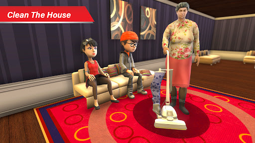Granny Simulator 3d - Grandma Lifestyle Adventure 1.6 screenshots 2