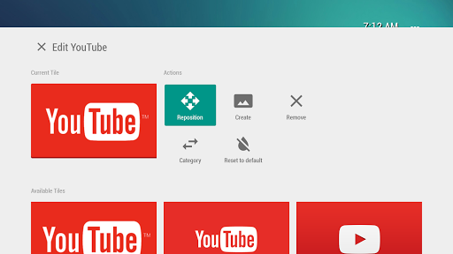 TVLauncher 3.1.1 Screenshots 3