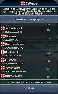 True Football National Manager 1.6.3 screenshots 4