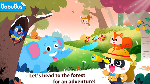 Little Panda's Forest Adventure 8.52.00.00 screenshots 1