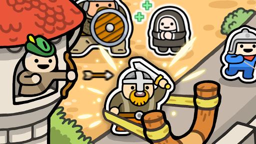 Smash Kingdom : Slingshot Action Defense  screenshots 1
