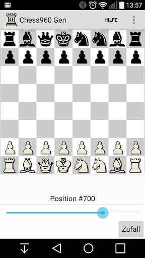 Chess960 Generator 1.0.4 screenshots 3
