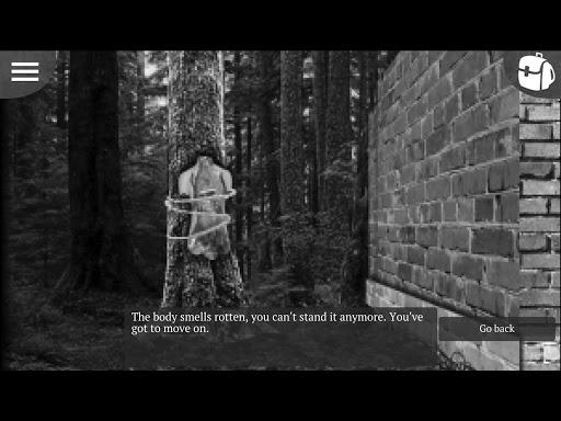 The Darkest Woods: Horror quest  screenshots 9