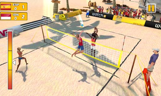 Beach Volleyball 3D  screenshots 1