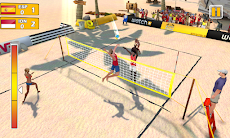 ビーチバレー 3Dのおすすめ画像1