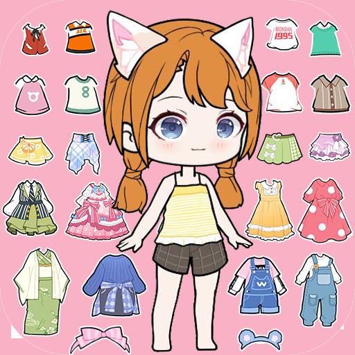 YOYO Doll: Dress up games