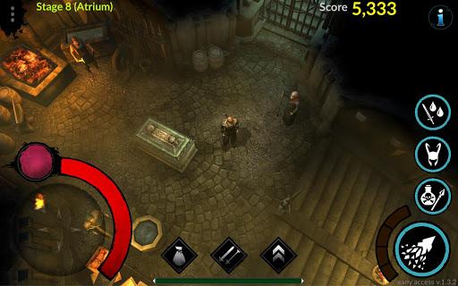 HERETIC GODS v.1.11.11 screenshots 9