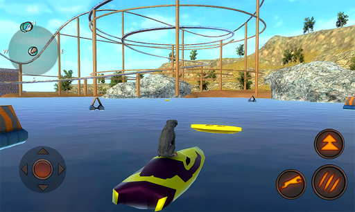Rottweiler Dog Simulator  screenshots 4