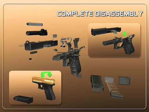 "Glockmeister's ""Build-A-GLOCK"" For PC Windows (7, 8, 10, 10X) & Mac Computer Image Number- 12"