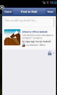 Altimeter Offline