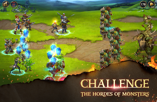 Chaos Lords: Stronghold Kingdom - Medieval RPG War screenshots 3