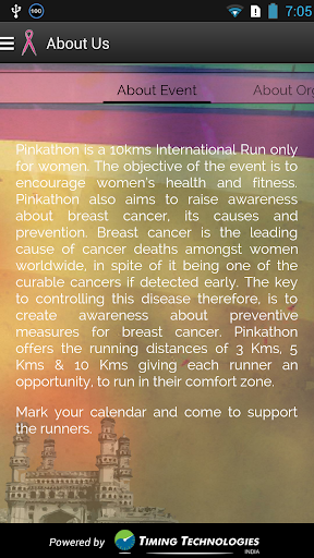 Hyderabad Pinkathon For PC Windows (7, 8, 10, 10X) & Mac Computer Image Number- 6