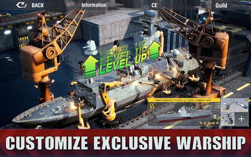 Battle Warship: Naval Empire 1.4.9.2 screenshots 21