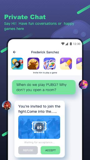 TT Chat - Friends, Voice, &Gaming 1.5.2 Screenshots 7