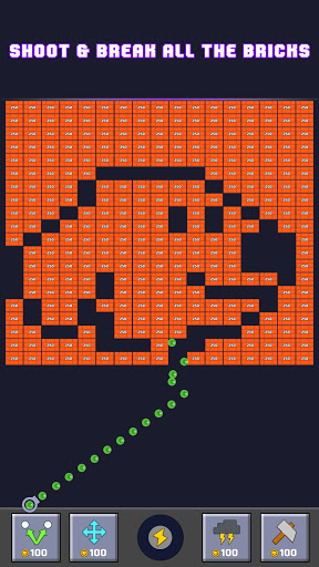 Brick Out - Shoot the ball 21.0312.00 screenshots 17