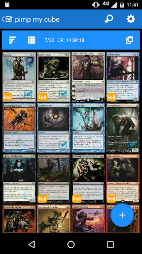 MTG Instant 4.0 screenshots 3