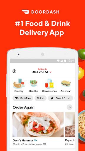 Download DoorDash - Food Delivery mod apk