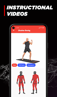MMA Spartan System Home Workouts & Exercises Free Screenshot