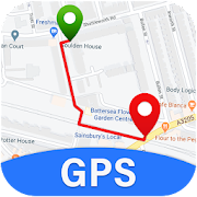 GPS Maps, Voice Navigation & Live Street Direction
