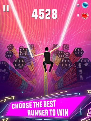 Sky Jumper: Parkour Mania Free Running Game 3D 2.0 screenshots 6