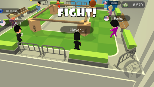 I, The One - Action Fighting Game 1.6.1 screenshots 2