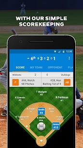 GameChanger Baseball  Softball Scorekeeper Apk Download 1