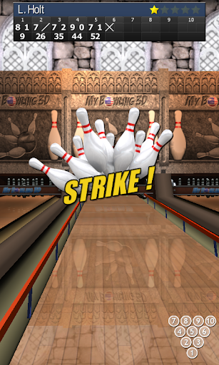 My Bowling 3D screenshots 5