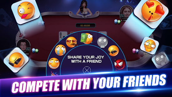 Winning Pokeru2122 - Texas Holdem Poker Online 2.10.24 Screenshots 8