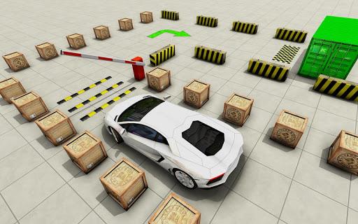 Modern Car Parking Free Games 3D u2013 New Car Games screenshots 3