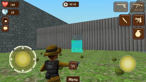 Code Triche MiniStrike (Astuce) APK MOD screenshots 6