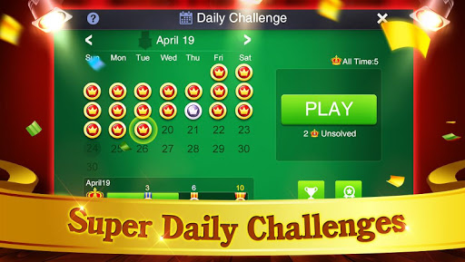 Solitaire: Super Challenges 2.9.508 screenshots 18